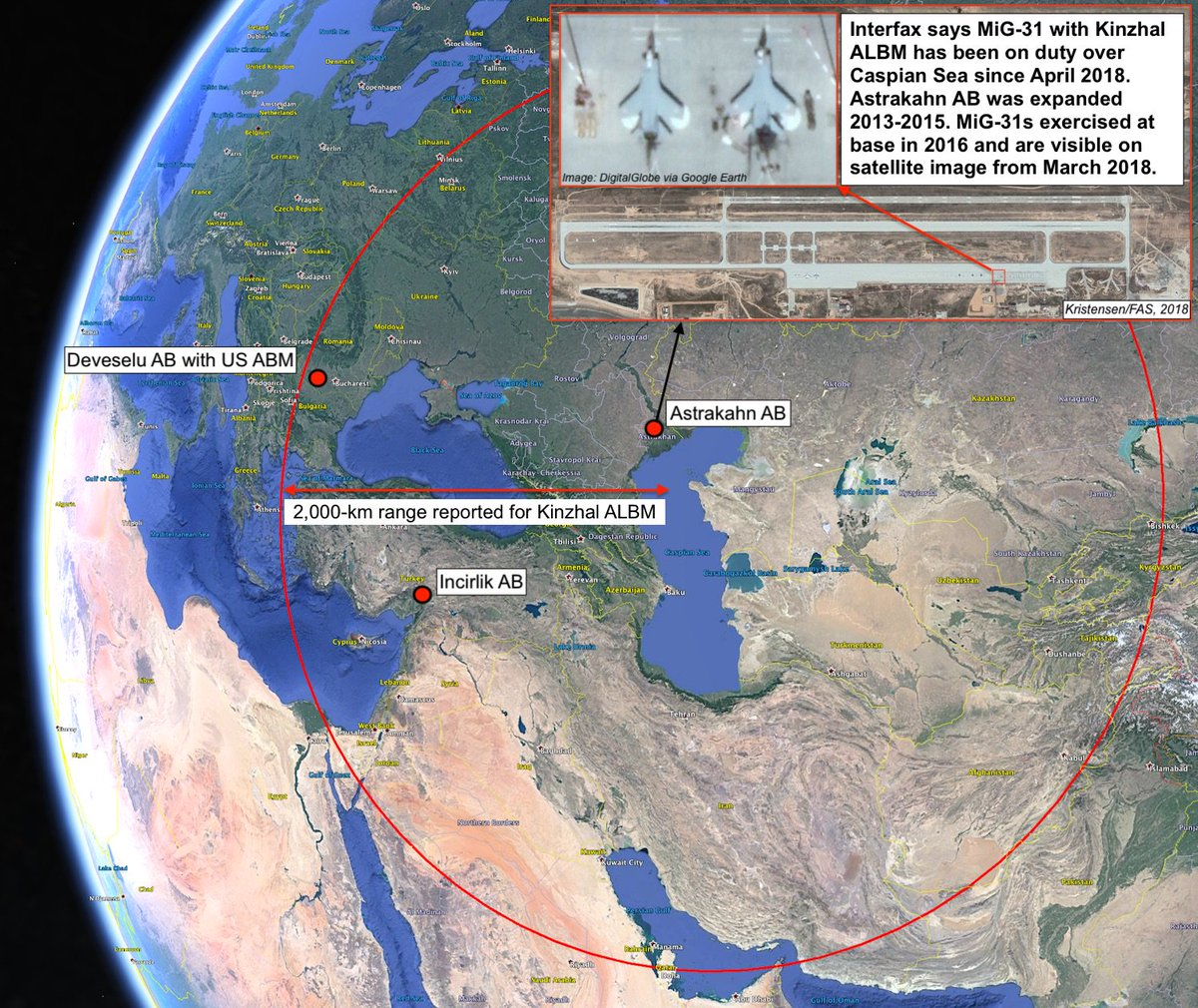"""""""Kinzhal"""" hypersonic aviation-missile complex - Page 8 DlY5W6kW0AE1-Rv"""