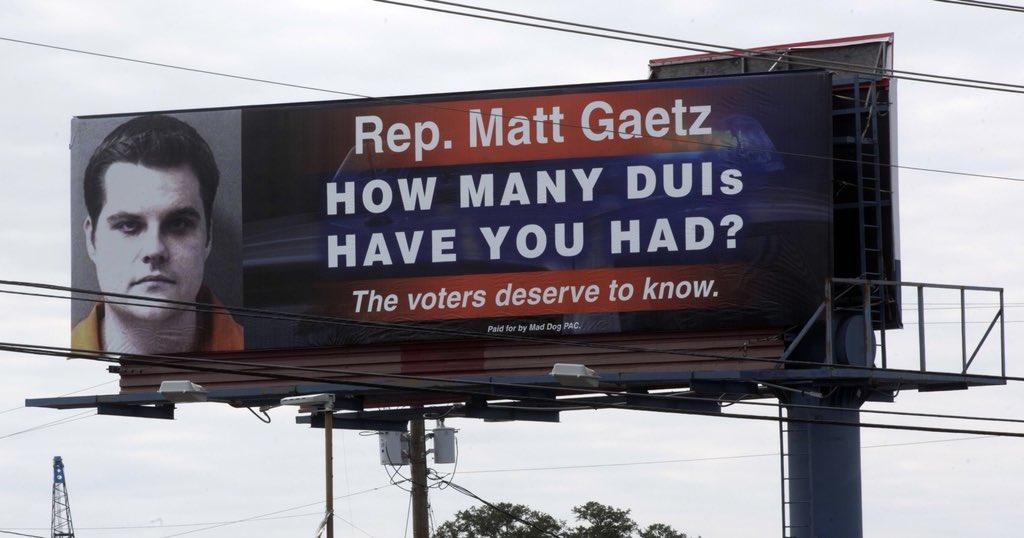 @mattgaetz Whoa. Was that your community service? https://t.co/w7epnvCcnU