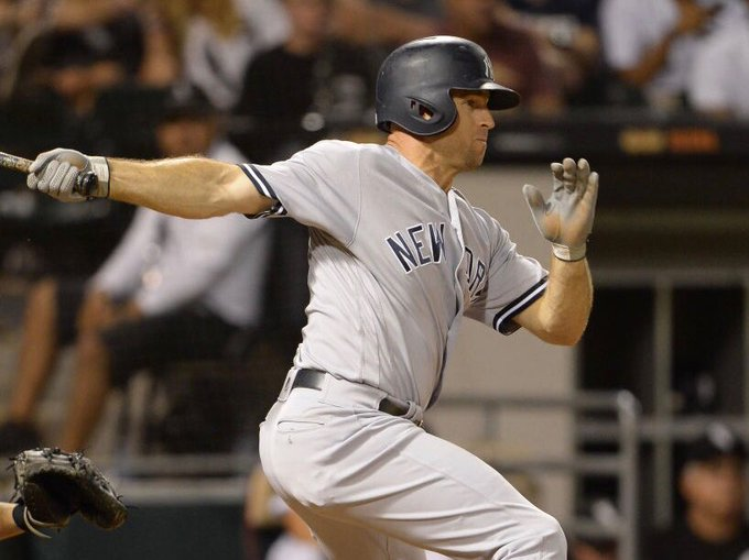 Happy birthday to Brett Gardner!