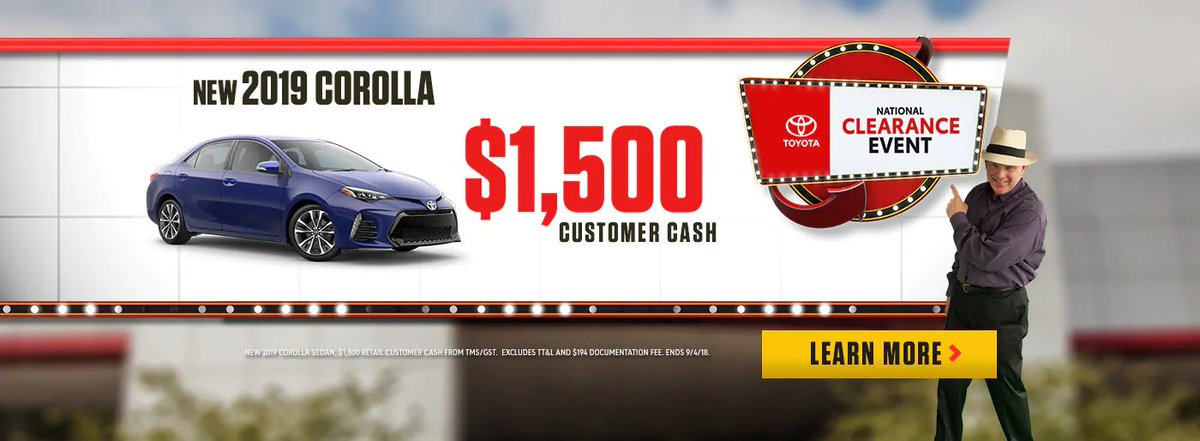 ... Price LeBlanc Toyota ToyotaDahlin Twitter