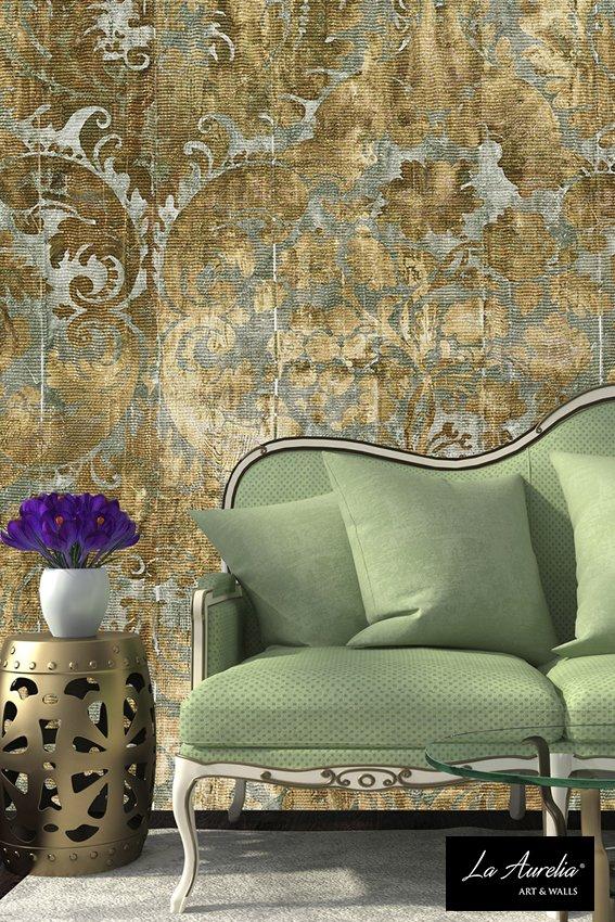 Art Nouveau Carta Da Parati Art Deco.La Aurelia On Twitter A Touch Of Glory On Your Wall