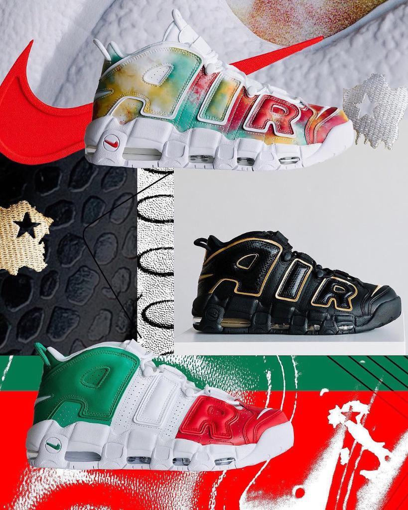 online store ea59a bcb37 Euro-step. The  NikeAirMoreUptempo EU City Pack is now available at   houseofhoops   online  https   bit.ly 2P48moe .pic.twitter.com tntsdTLr6o