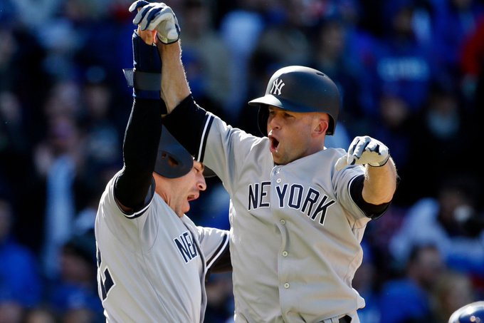 Happy birthday Brett Gardner the heart and soul of the New York Yankees