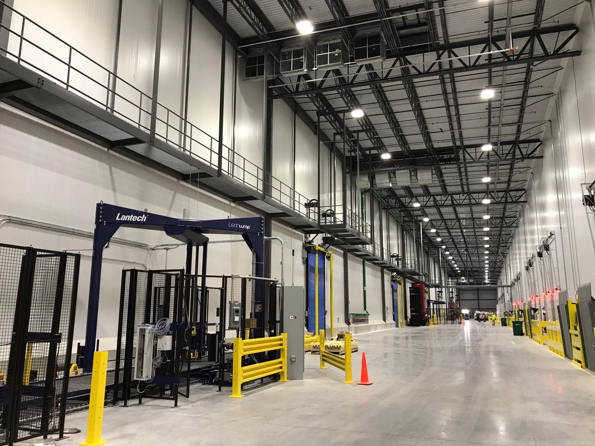 Project Freedom Partner Shout Out! Thanks All Weather Insulated Panels Owens Corning Hercules Cold Storage Doors and United Rentals. & SubZero Constructors (@SubZeroConst)   Twitter
