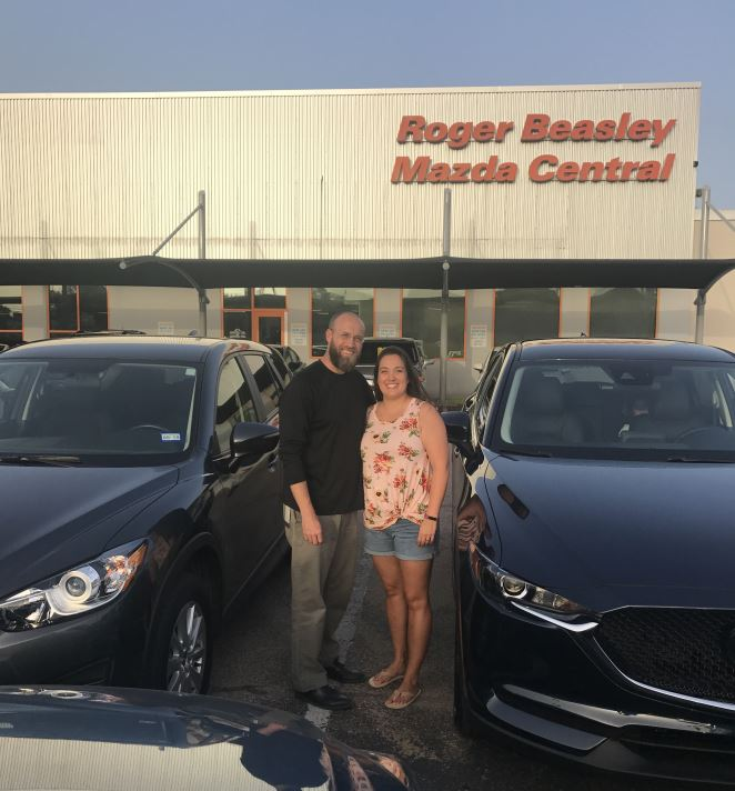 They Really Liked The New Safety Features Mazda Added. Thank You For  Choosing Roger Beasley Mazda Central!    John  Neelypic.twitter.com/7WWhvfhCh9