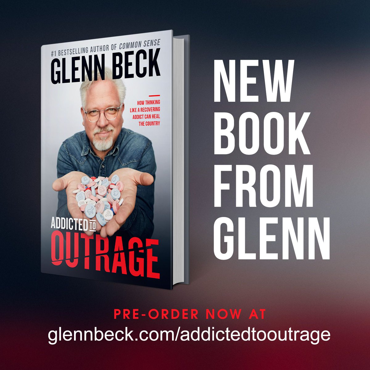 Christmas Sweater By Glenn Beck.Glenn Beck On Twitter New Book Addicted To Outrage In