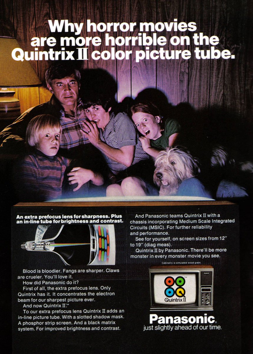 Quintrix Latest News Breaking Headlines And Top Stories Photos Whatisanintegratedcircuit19jpg Why Horror Movies Are More Horrible On The Ii Color Picture Tube