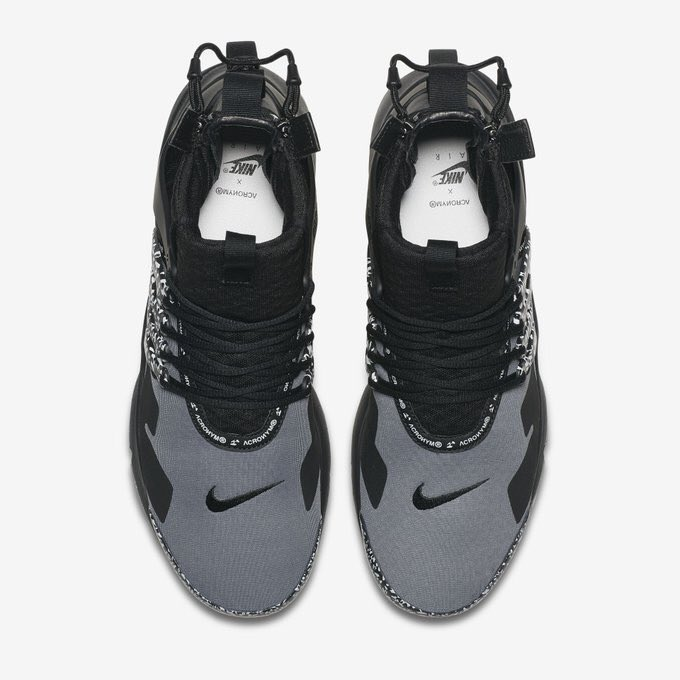 the latest 432e9 0607a Official images of two new ACRONYM x Nike Air Presto Mids have surfaced  this morning.