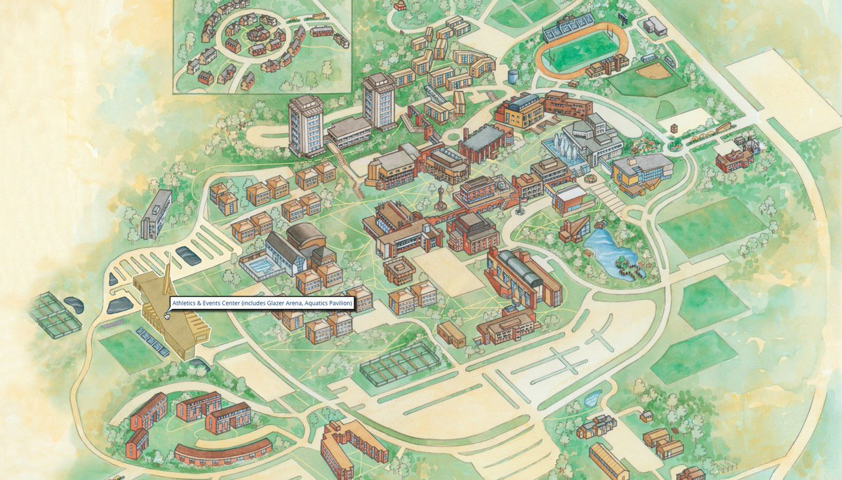 Campus Map Ithaca College.Ithaca College On Twitter Check In Tomorrow Is From 9am To 5pm At