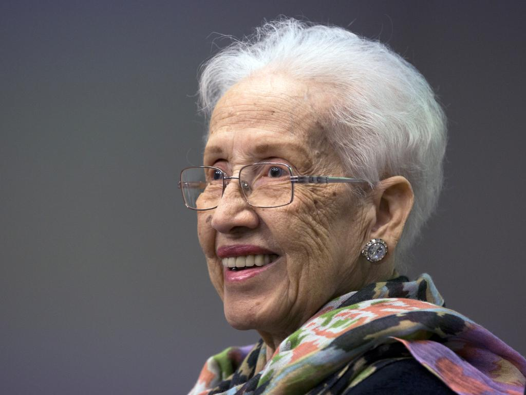 📊 Mathematician 💻 Human computer  📚 Author of scientific papers  Today, we celebrate the 100th birthday of Katherine Johnson, a trailblazer who calculated trajectories BY HAND that launched @NASA_Astronauts into orbit 🚀. #Happy100Katherine