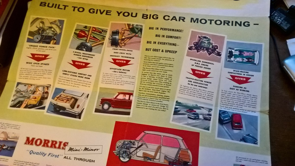 Jack Grover Balloon Fish Twitter Volvo Pv444 Wiring Diagram Vintage Car Electrical The Morris One Has A Much Better Grasp Of How Innovative And Exciting It Was Is Bit Graphic Design Austin Very Ordinary By
