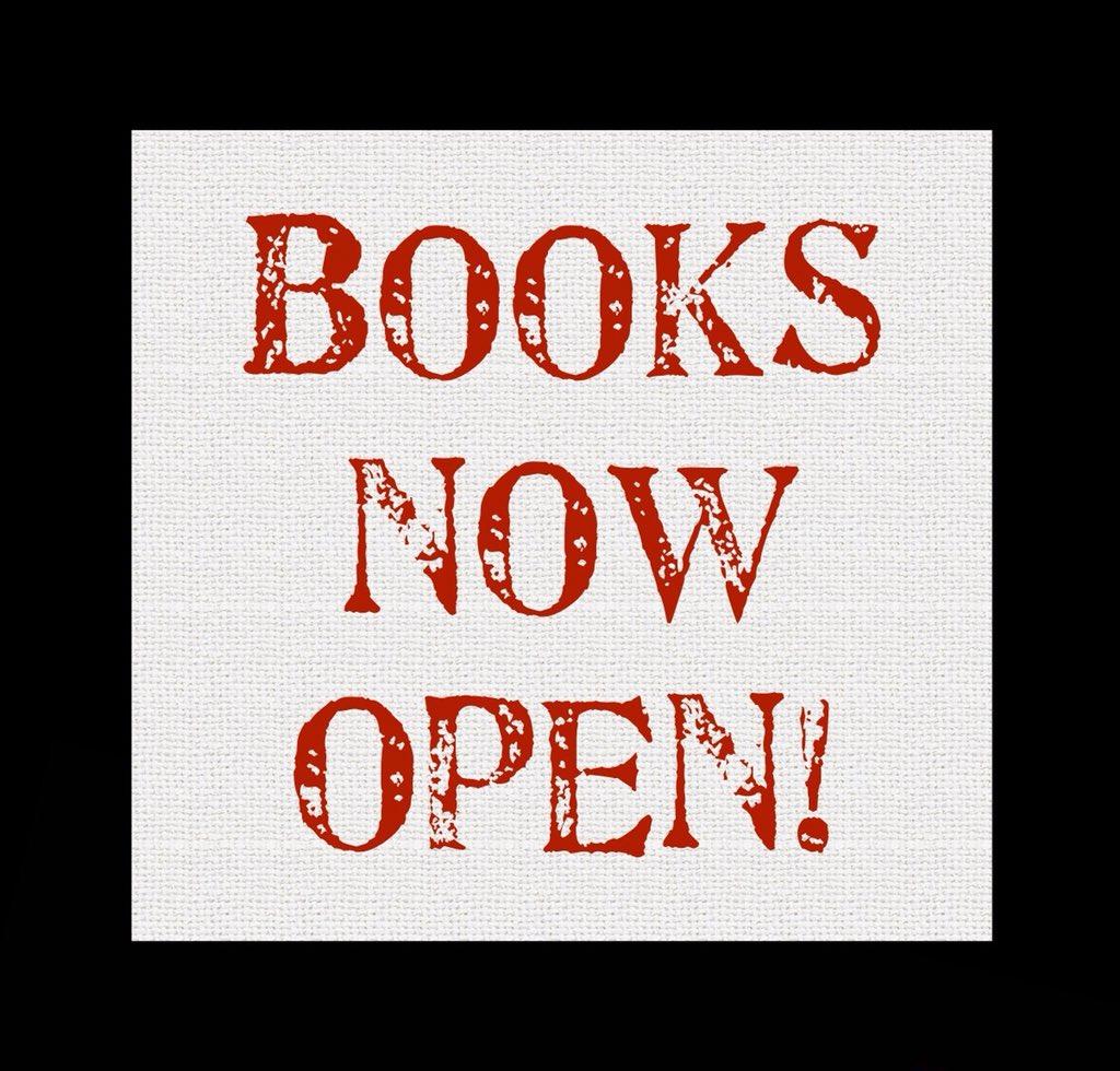 book boundaries and