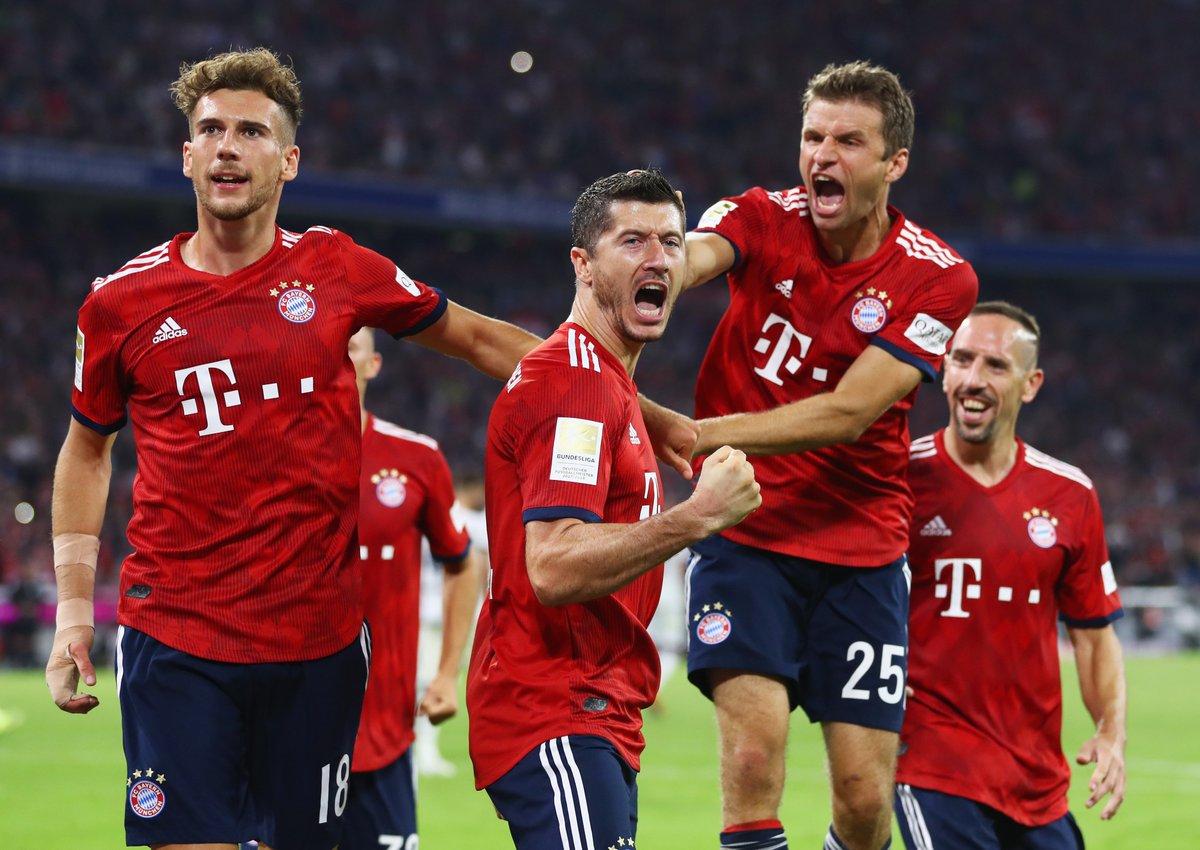 Kết quả Bayern 3-1 Hoffenheim: Nhọc nhằn Hùm xám