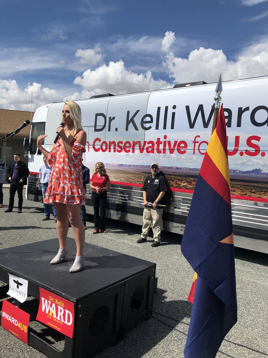 Tomi Lahren, on a day the McCain family announces @SenJohnMcCain is ending medical treatment, says 'we can't put up another RINO like McCain and Flake'