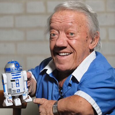 Happy Birthday to the late, great Kenny Baker!