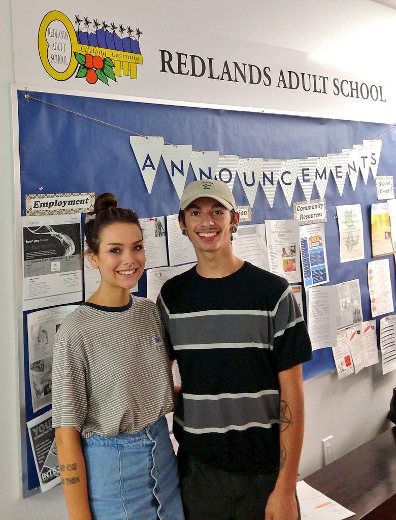 Redlands adult school