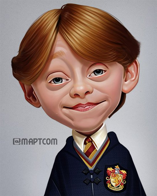 Happy birthday Rupert Grint.