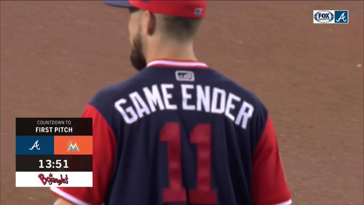 best loved 5aabc a5eef FOX Sports: Braves on Twitter: