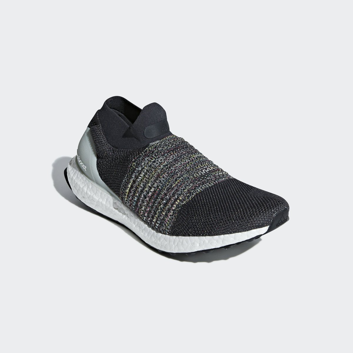 feac563935f Now available on  adidas US. adidas Ultra Boost Laceless Multicolor. —   http   bit.ly 2P1JltJ pic.twitter.com 3qfN8ne4Uj
