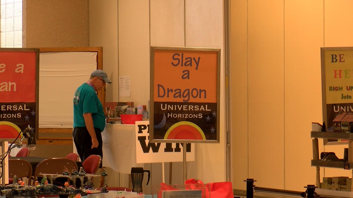 Wxow News Crosse >> Wxow News 19 On Twitter Gamers Converge For Coulee Con 2018 In La