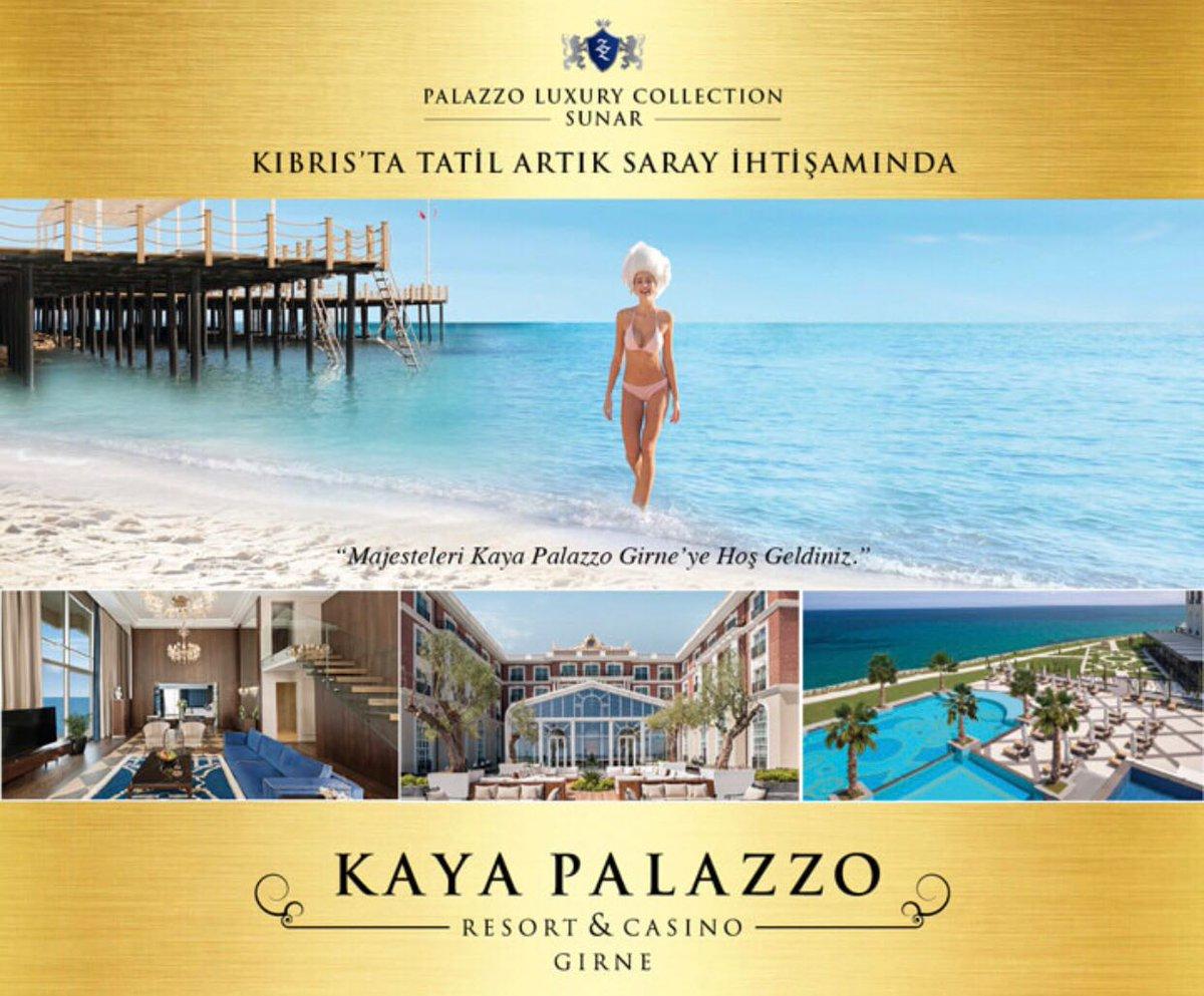 Mehmet Ali Tekguc On Twitter Kaya Palazzo Resorts At Girne North Cyprus Https T Co Llyeqxzcs0