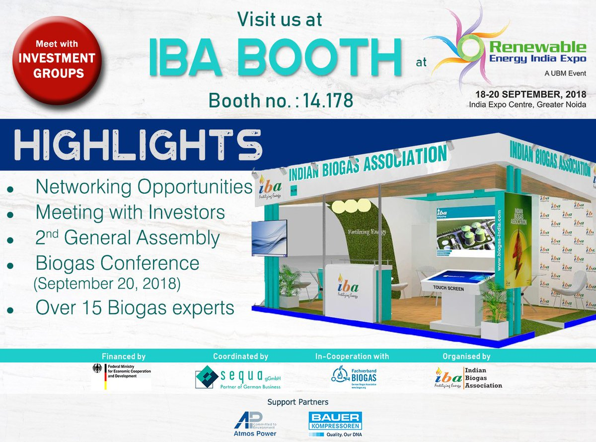 Biogas India (IBA) (@biogasindia) | Twitter