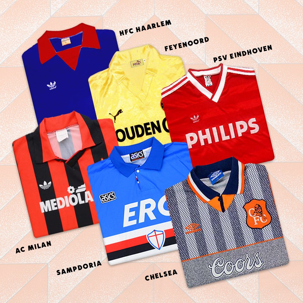 brand new 6468a 655e5 Classic Football Shirts on Twitter: