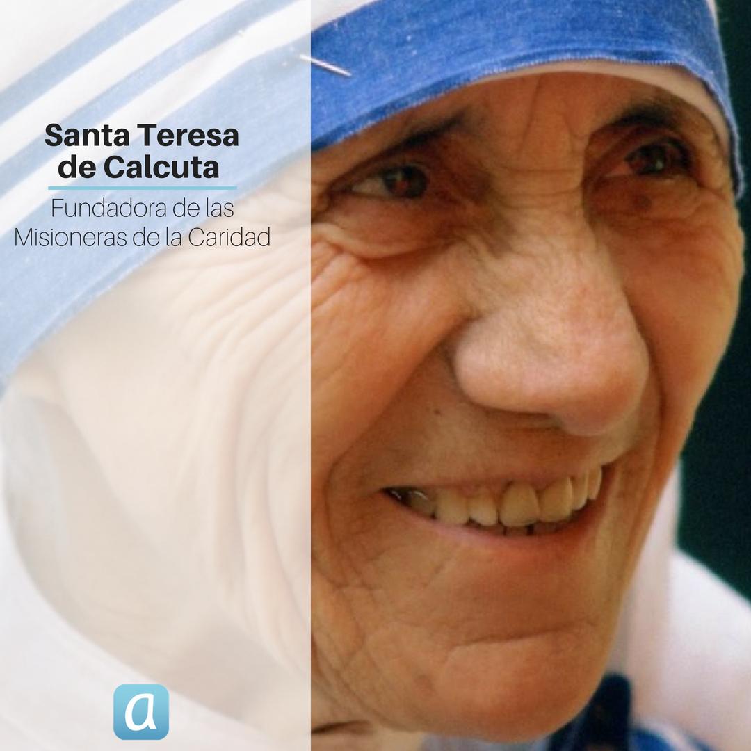 Frases De Santa Teresa De Calcuta
