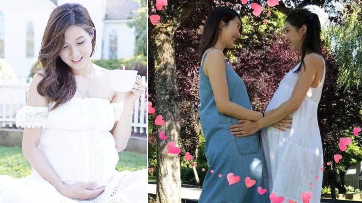 #钟嘉欣 被爆已卸货 秘密诞下二胎男婴