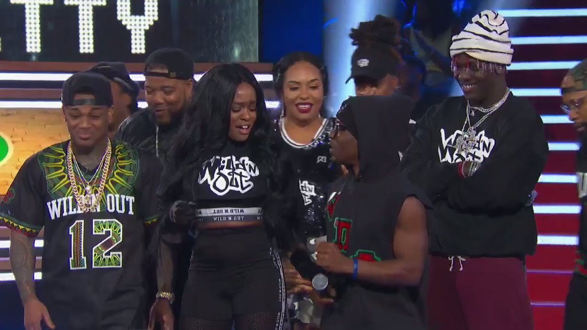 The Source Magazine On Twitter Watch The Wild N Out Joke That Ruffled The Feathers Of Azealia Banks Https T Co P7nryurjeo