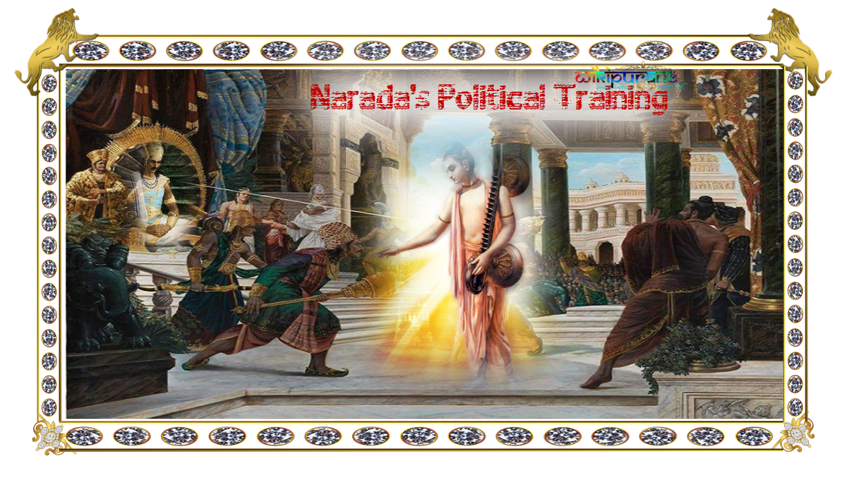 Political Science Lesson by Narada
