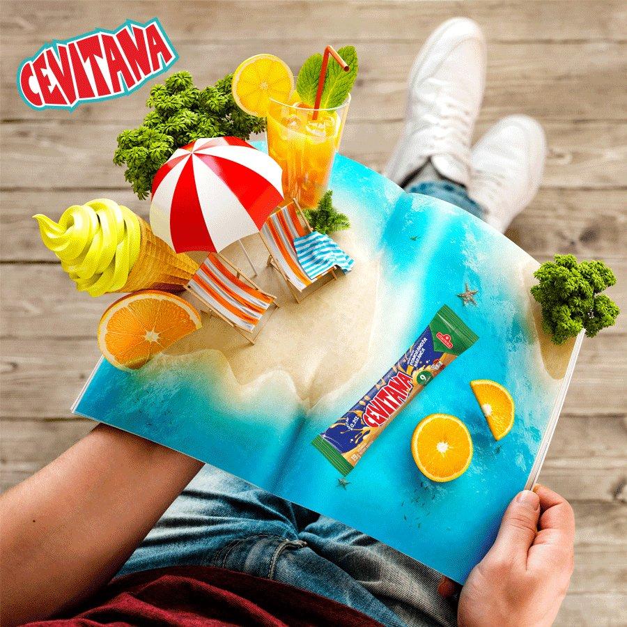 Нурни во Cevitana вкусовите и почувствувај ја свежината! #Cevitana #Refreshment https://t.co/MCHWZhZ8pT