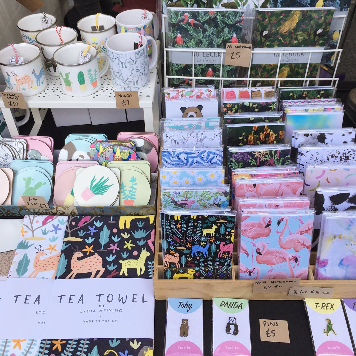 Lydia Meiying On Twitter Im At Levymarket Today With Greetings