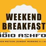 Image for the Tweet beginning: 🎙On-air now: It's @WeekendAshford Breakfast