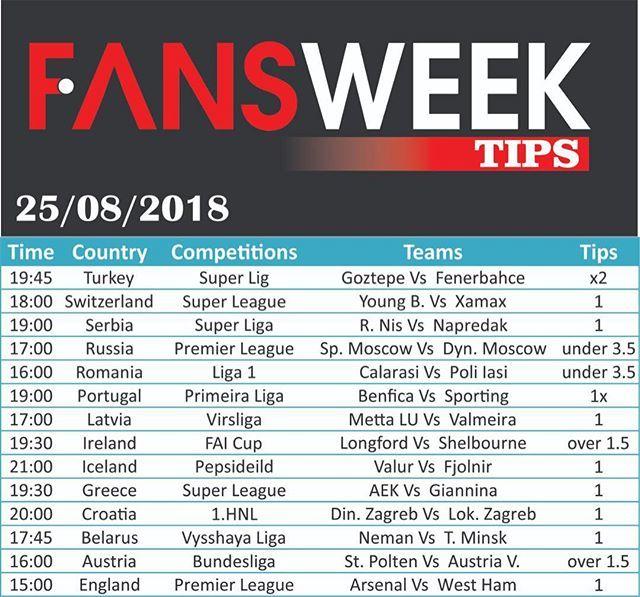 Fansweek on Twitter: