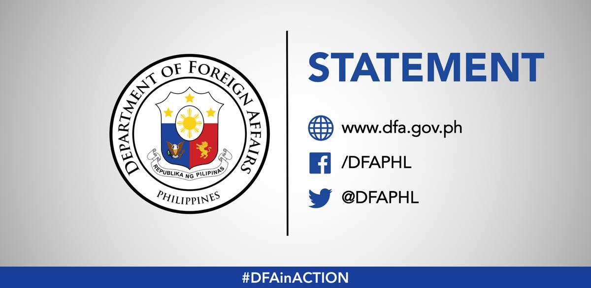 DFA Philippines on Twitter: