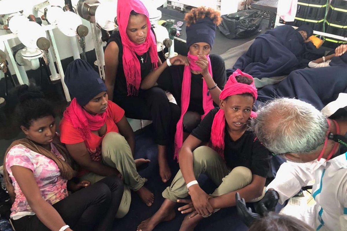 Gli eritrei in fuga ottengono quasi sempre lo status di rifugiati politici, potendo così essere ricollocati in tutta Europa. Ecco perché il blocco della #Diciotti è un autogol (Nello Scavo) https://t.co/XWqm3T6erK