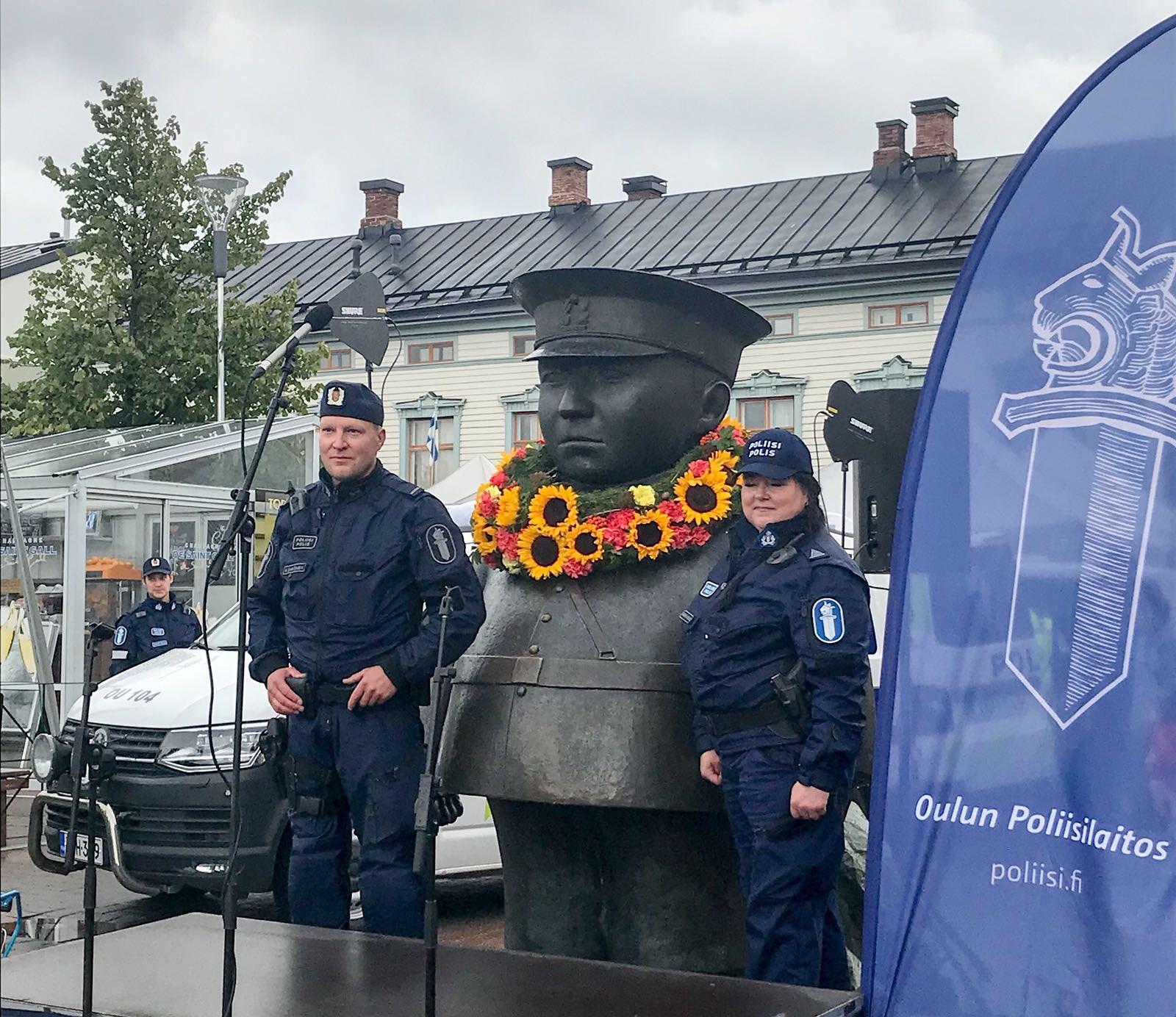Oulun Poliisiasema