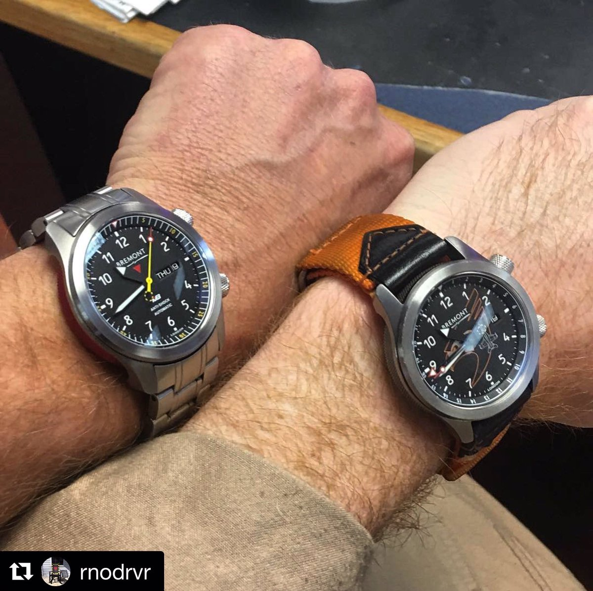 Bremont Military on Twitter: