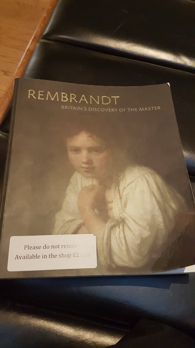 Britains Discovery of the Master Rembrandt