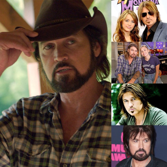 Happy 57 birthday to Billy Ray Cyrus . Hope that he has a wonderful birthday.