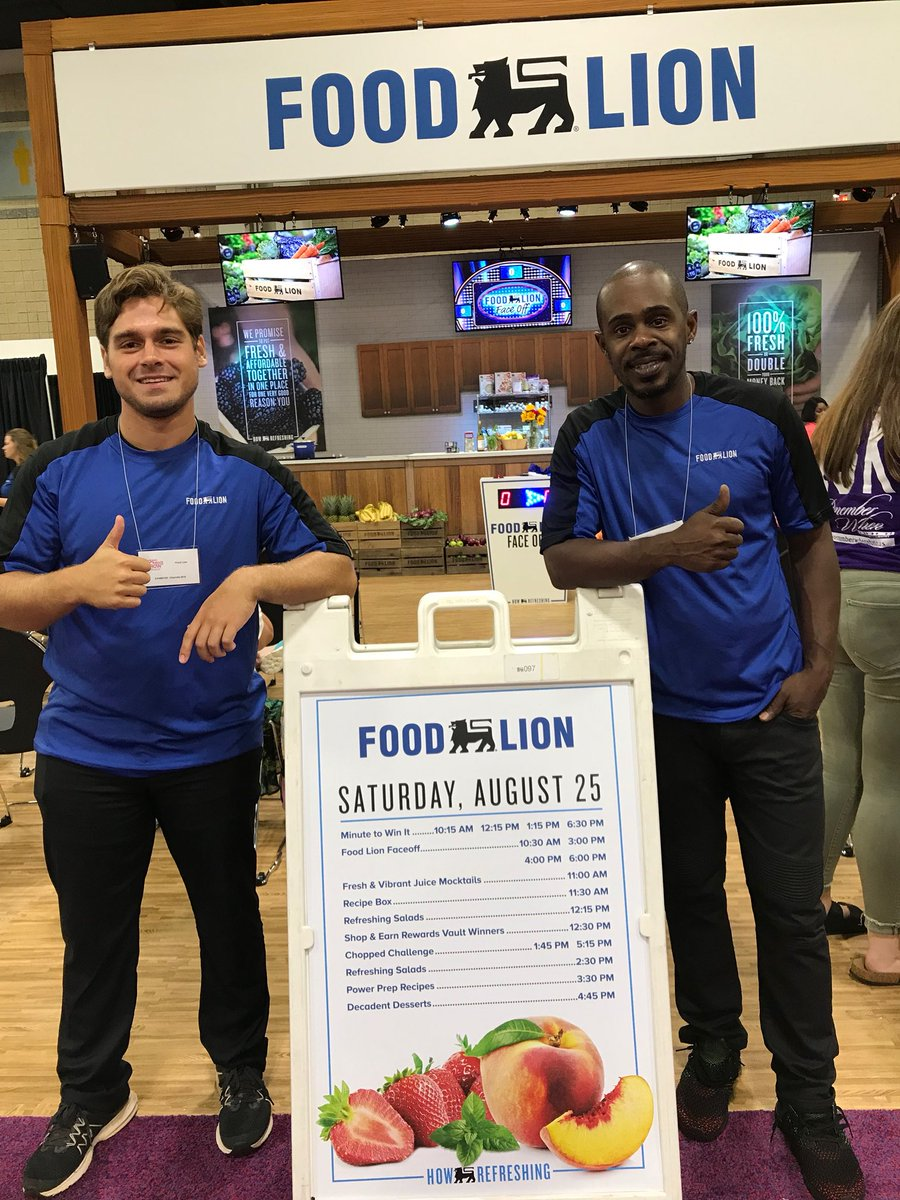 Food Lion On Twitter We Are Ready For Another Exciting Day At The