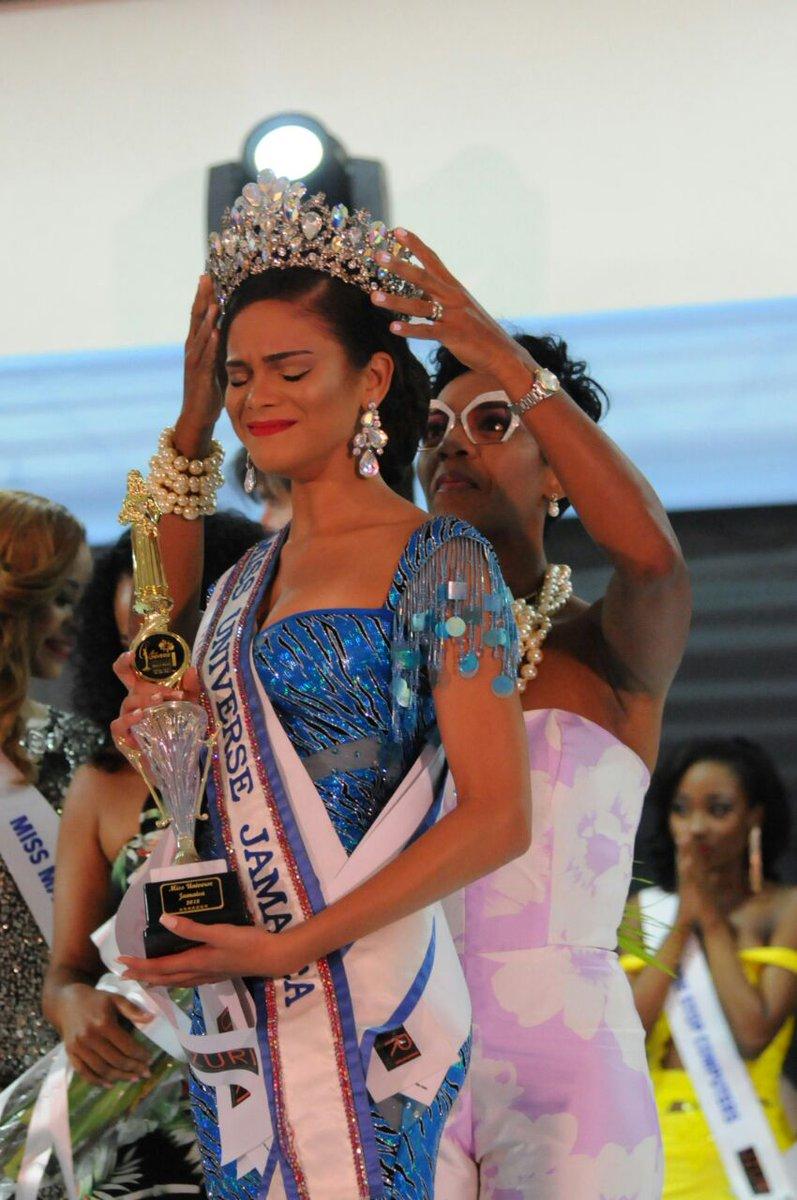 Emily Maddison - JAMAICA UNIVERSE 2018 DlcMUYgU0AAD_1Y