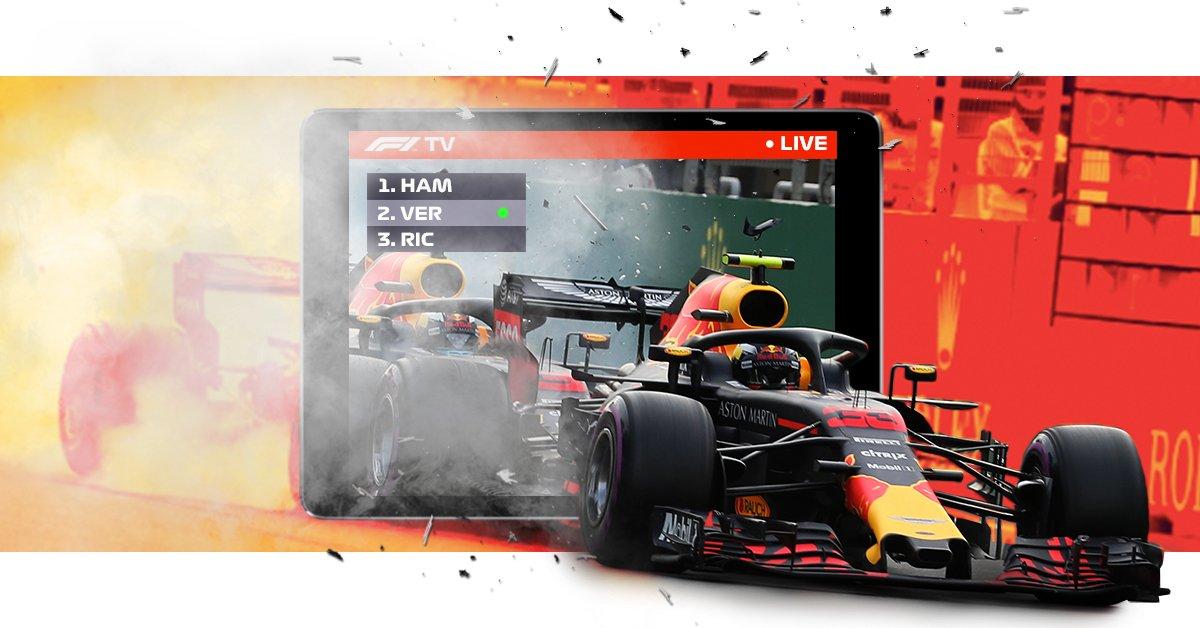Formula 1 on Twitter: