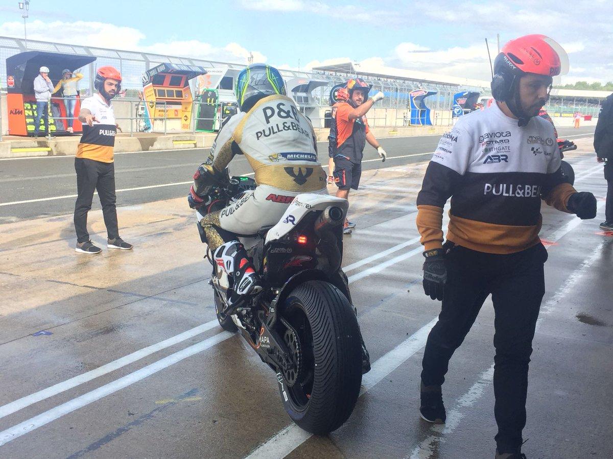 Angel Nieto Team Motogp On Twitter Good Luck 19bautista