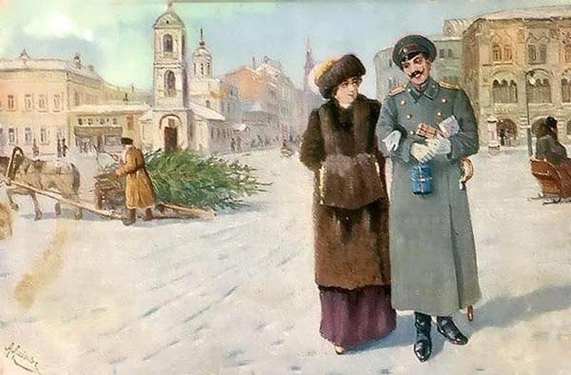 Российская империя открытки