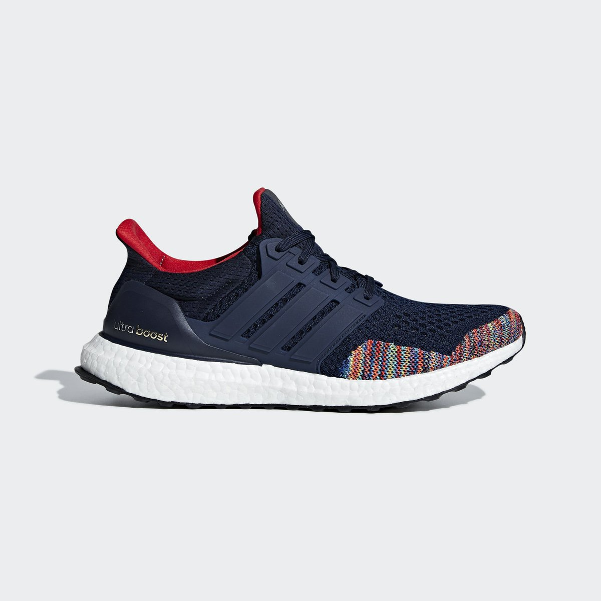 57793e51a Official adidas images of the returning Navy Multicolor Ultra Boost 1.0