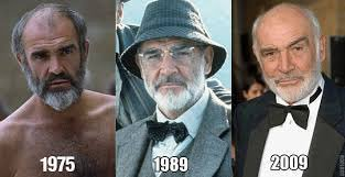 When you reach max level... you just stop leveling. Happy birthday Sean Connery.