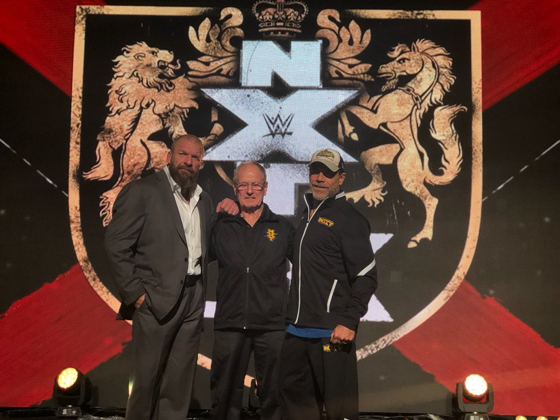 Day 1 of #NXTUKBirmingham is here. Be a part of the launch of YOUR brand and see the crowning of a new @NXTUK Women's Champion!Tickets still available for today and tomorrow... #WeAreNXT @WWEUK @IGFestUK