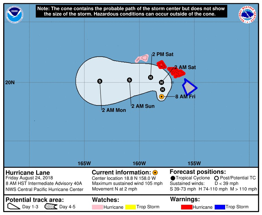 Follow updates and track the path of #HurricaneLane:  https://t.co/TnZzOq0jLM https://t.co/GeSKgIljzs